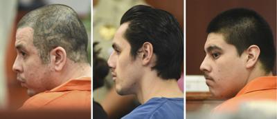 Edward Ramirez shooting suspects