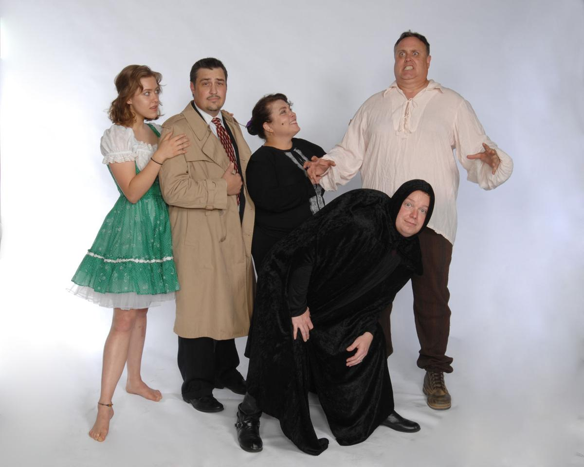 Review: Santa Maria Civic Theatre puttin' on 'Young Frankenstein' -- 1