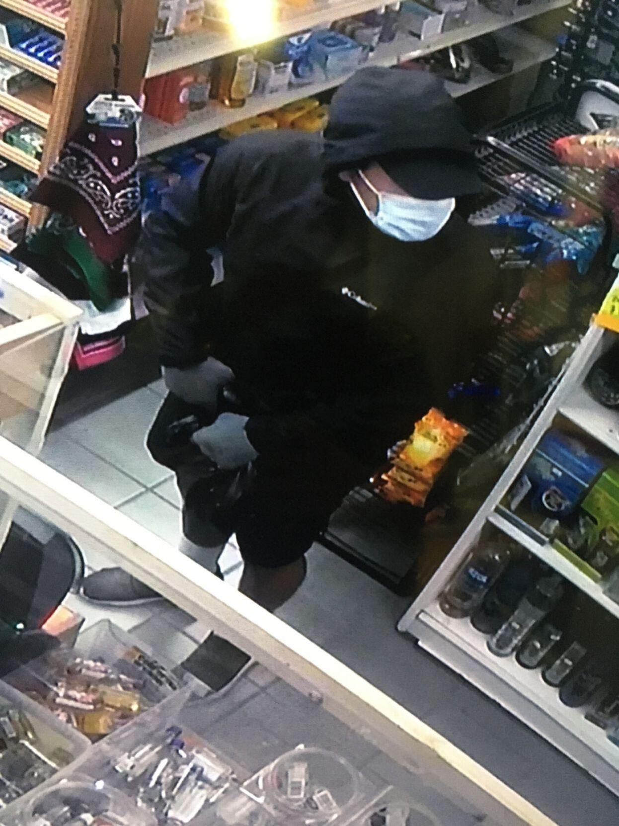 Buellton robbery suspect