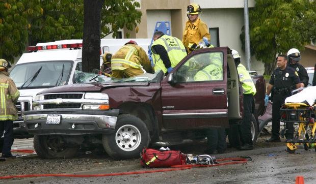 Santa Maria Car Dealerships >> Car Accident: Santa Maria Car Accident
