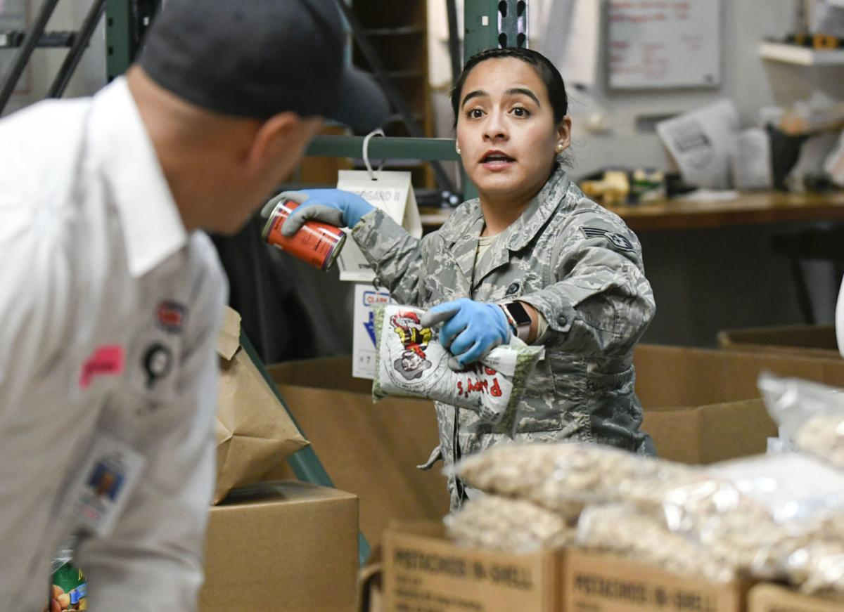 National Guard troops arrive in Santa Barbara County to support Foodbank operations