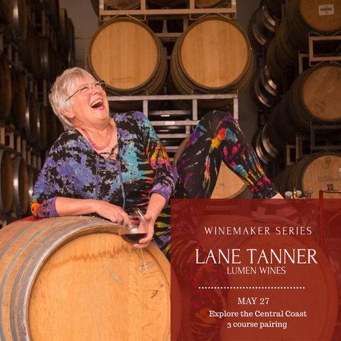 Lumen winemaker Lane Tanner