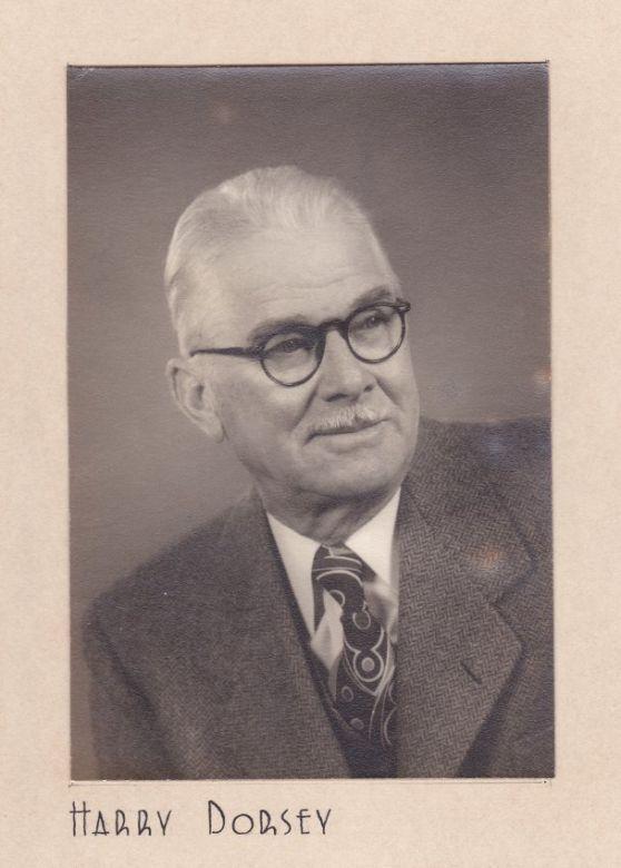 Harry Dorsey led an accomplished life