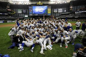 229e085a Timeline: Timeline: As the Dodgers fight to claim their seventh World  Series title, get to know the franchise a little better