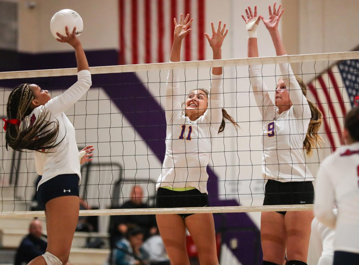CIF volleyball: Memorial holds off Righetti in five sets