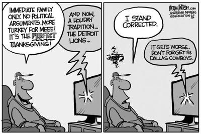 Editorial Cartoon: Perfect