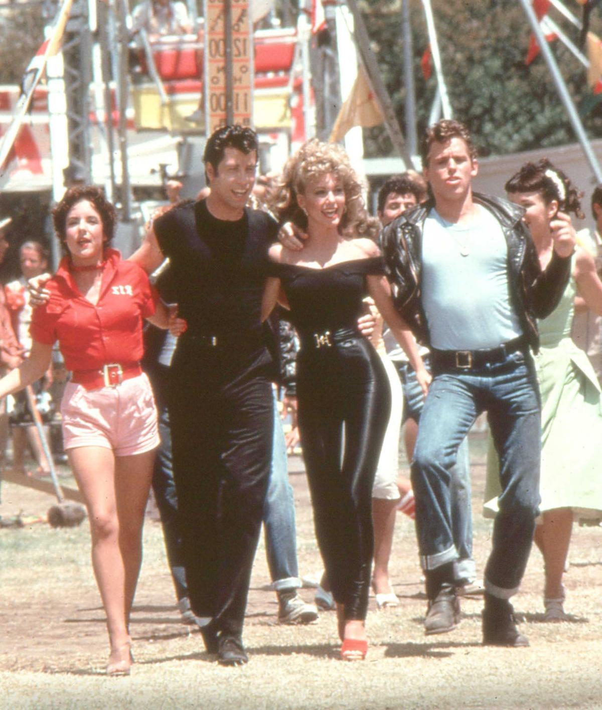 Still The Word Clic Hit Movie Musical Grease Turns 40