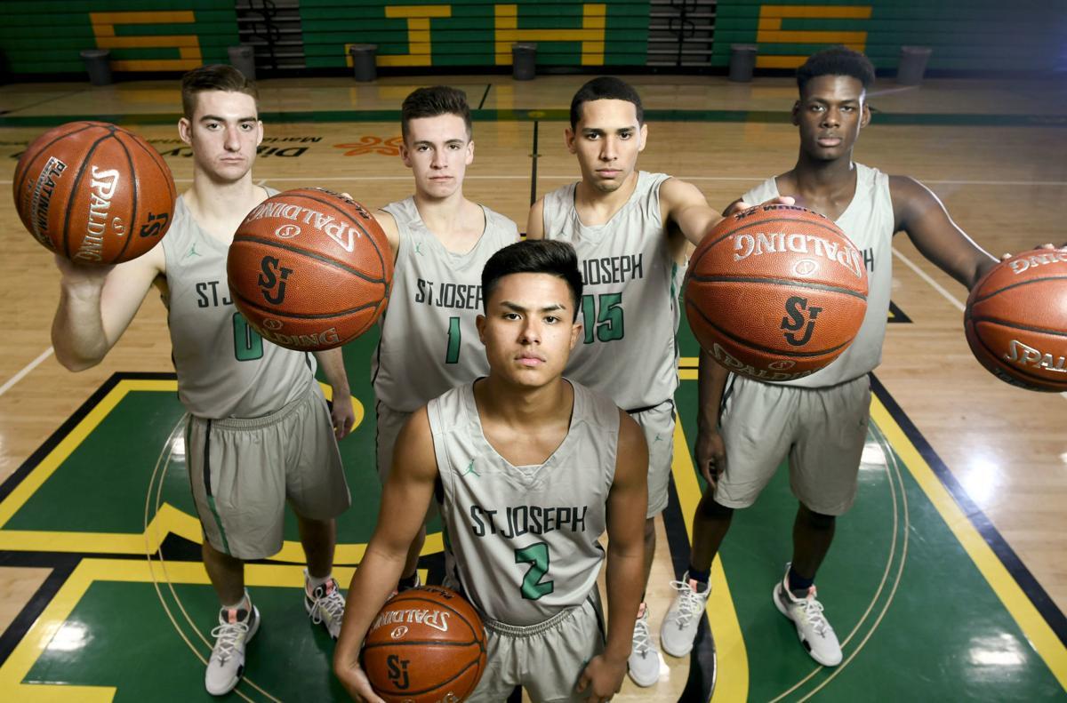 St. Joseph High School's boys basketball preview