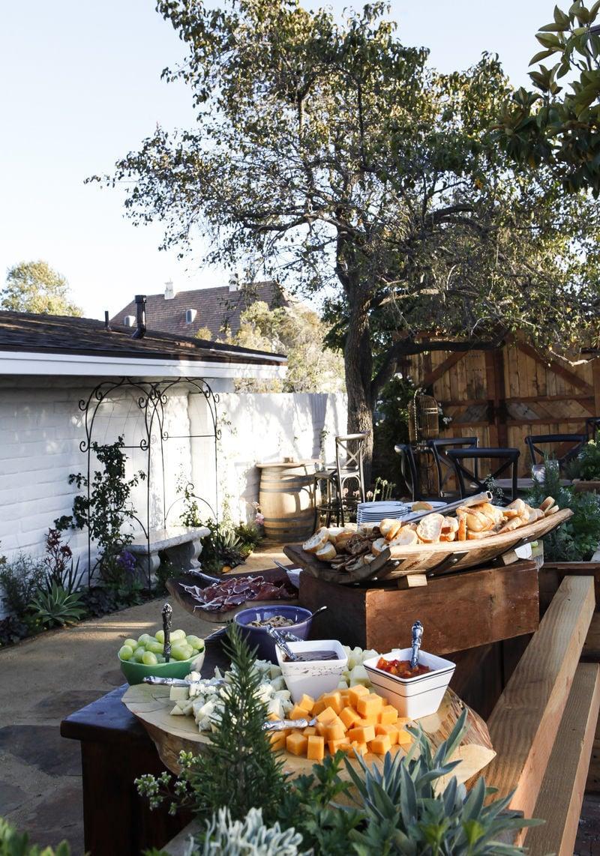 K'Syrah garden patio