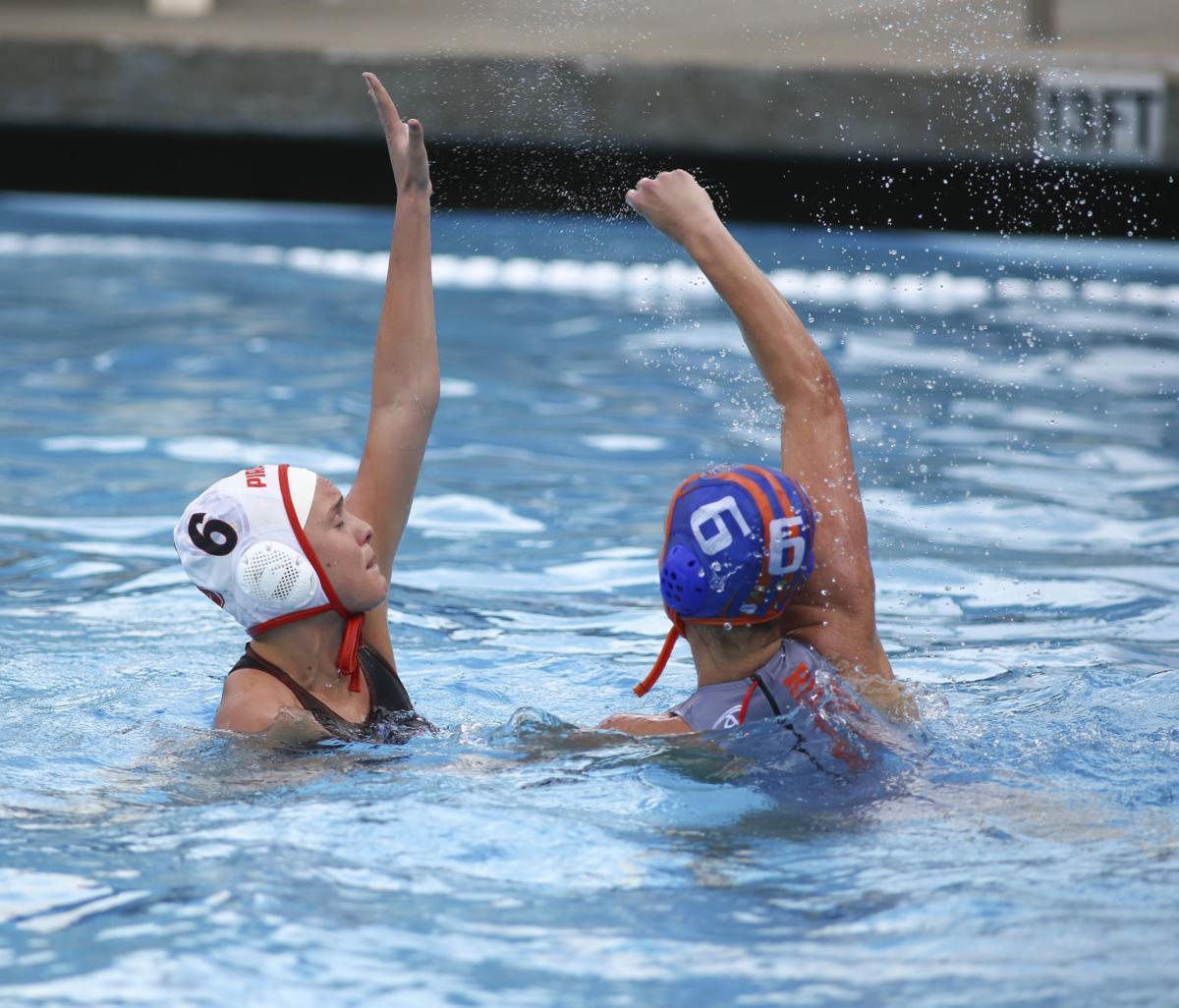 CIF Girls Water Polo Santa Ynez vs Atascadero