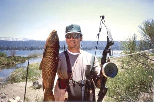 Bow fishing proposed to control lake cachuma carp local for Lake cachuma fishing report