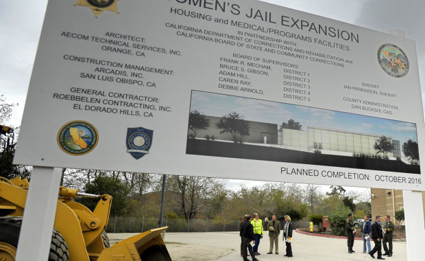 SLO County breaks ground on jail | Local News