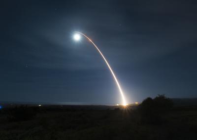 Minuteman III launch