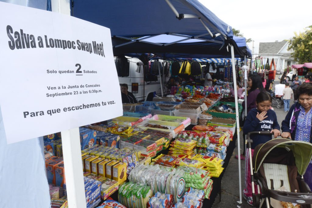 Council to consider swap meet extension tonight