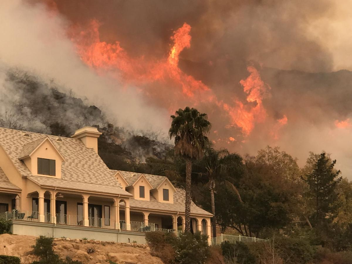 County bracing for potential new disaster from Thomas fire