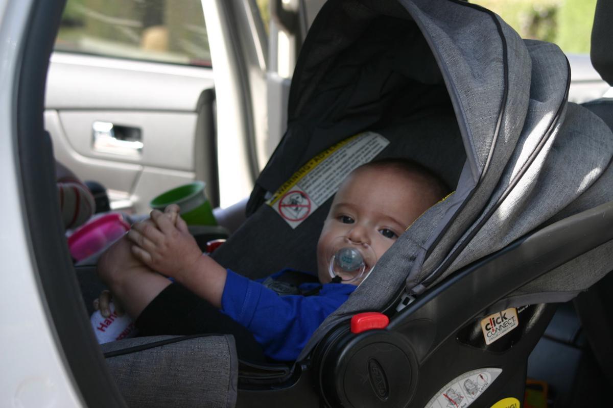 030517 child car seat event