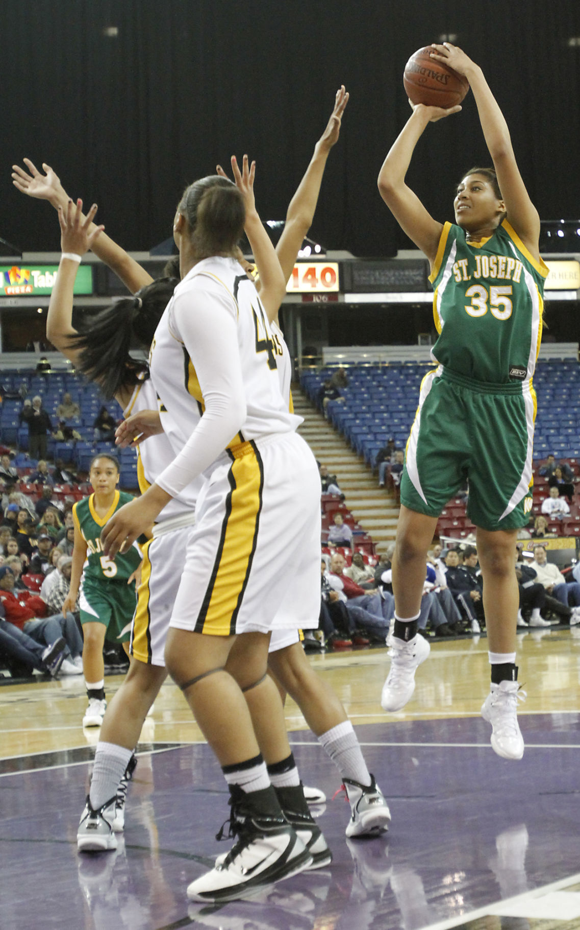 Photos: Remembering St. Joseph's CIF State title win over Bishop O'Dowd in 2011