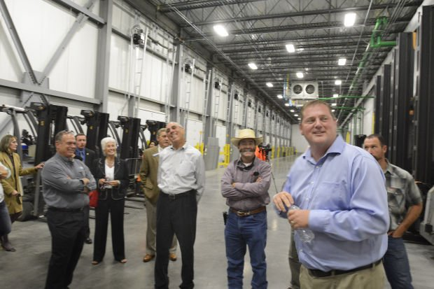 Lineage Sets Up Cold Storage Facility In Santa Maria