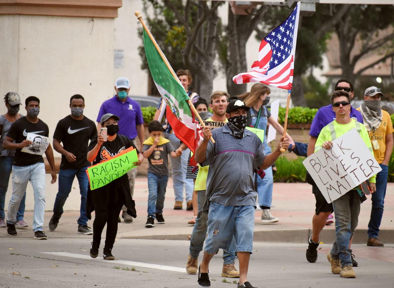 060420 George Floyd Solidarity March 016