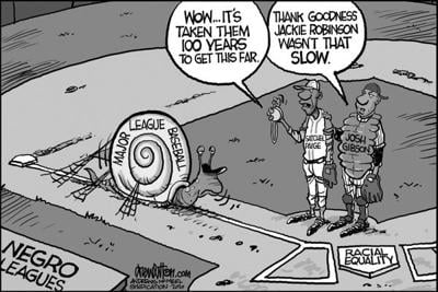 Editorial Cartoon: Equality