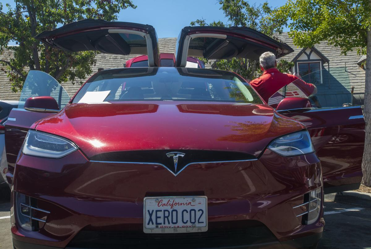 luxury car tax xero  More than 2 dozen electric vehicles displayed in Solvang | Local ...
