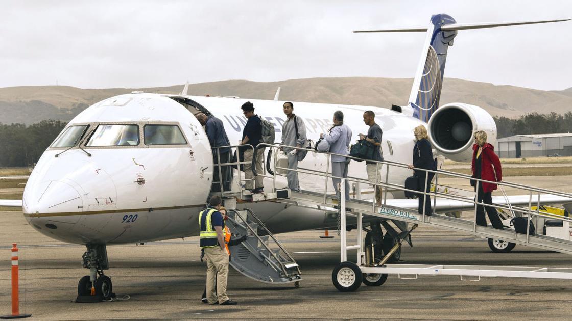 Maria to sfo flights santa