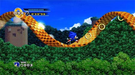 10. Sonic the Hedgehog 4: Episode I