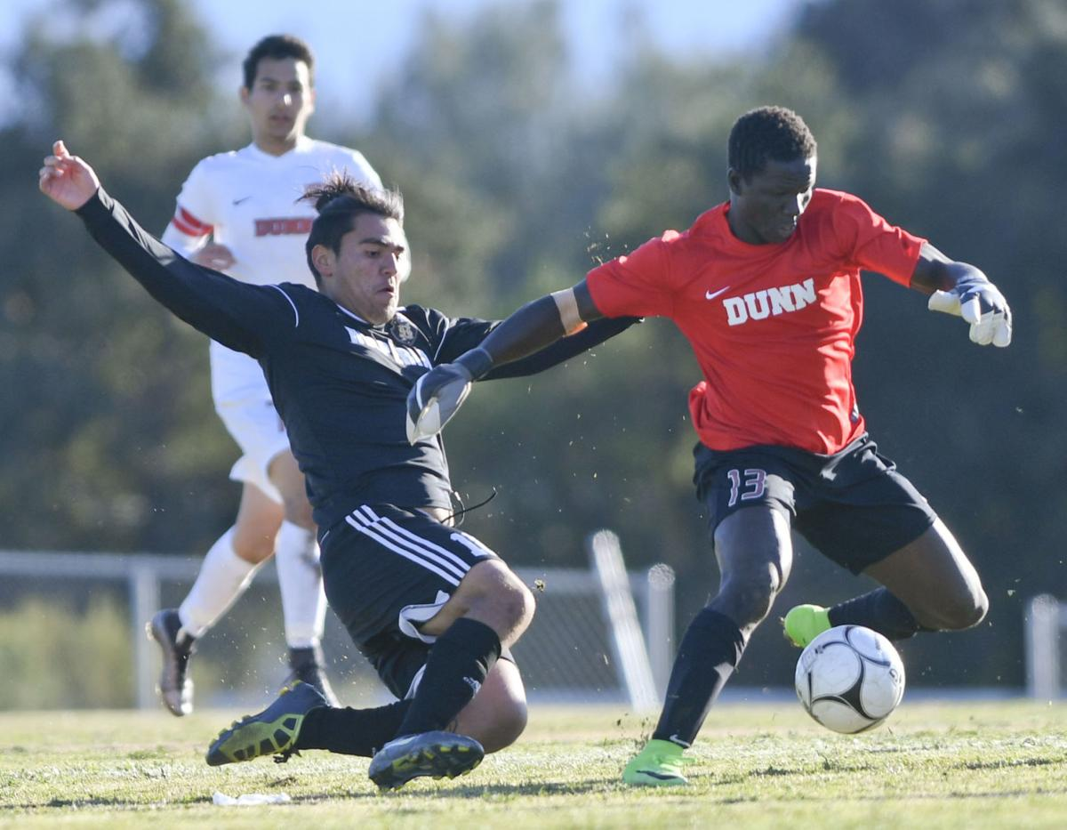 Three quick Hesperia goals do in Dunn boys in Division 5