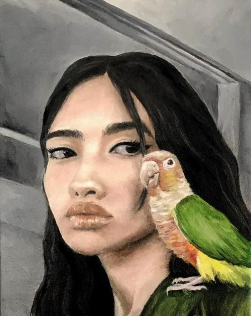 """Mimi,"" Angelina Salas"