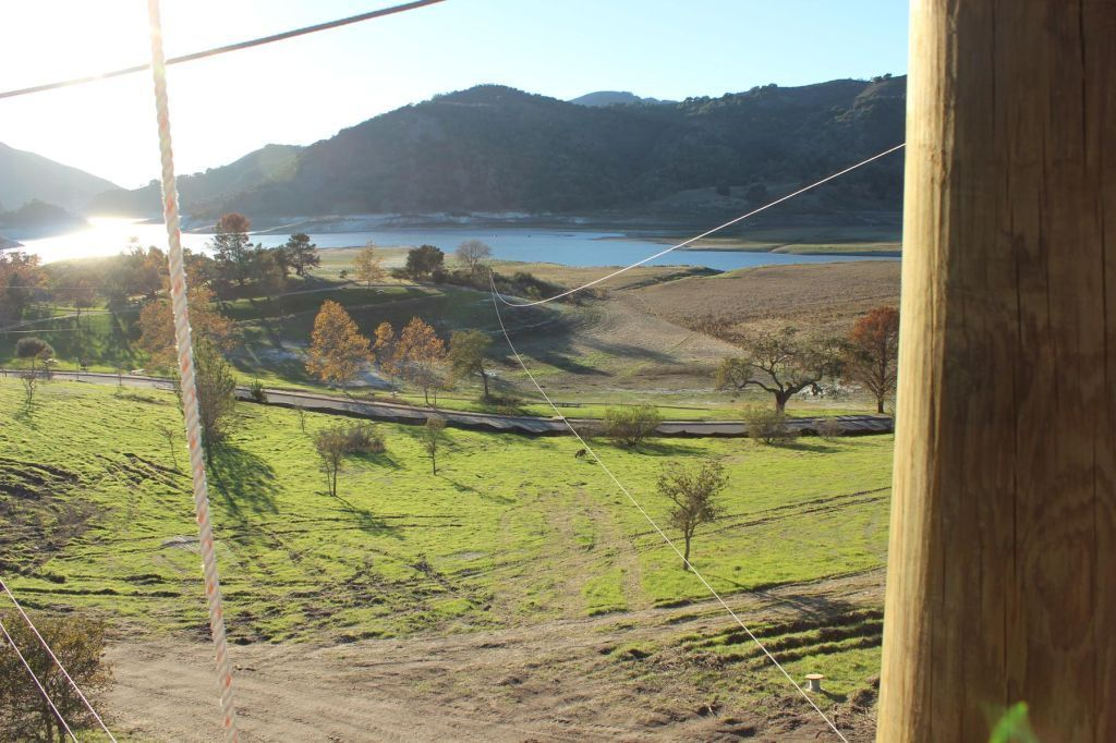 Vista Lago ziplines