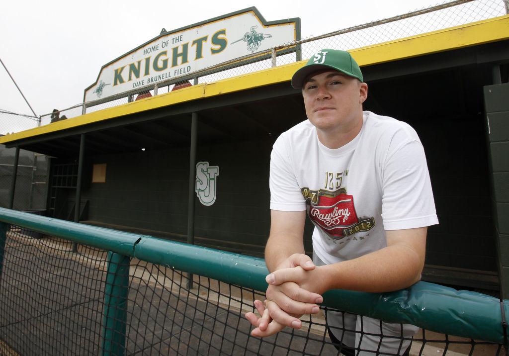 New St. Joseph baseball coach