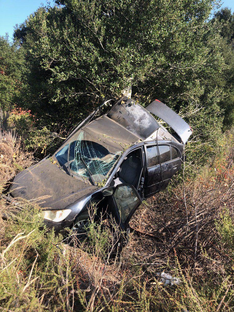hwy 1 south crash