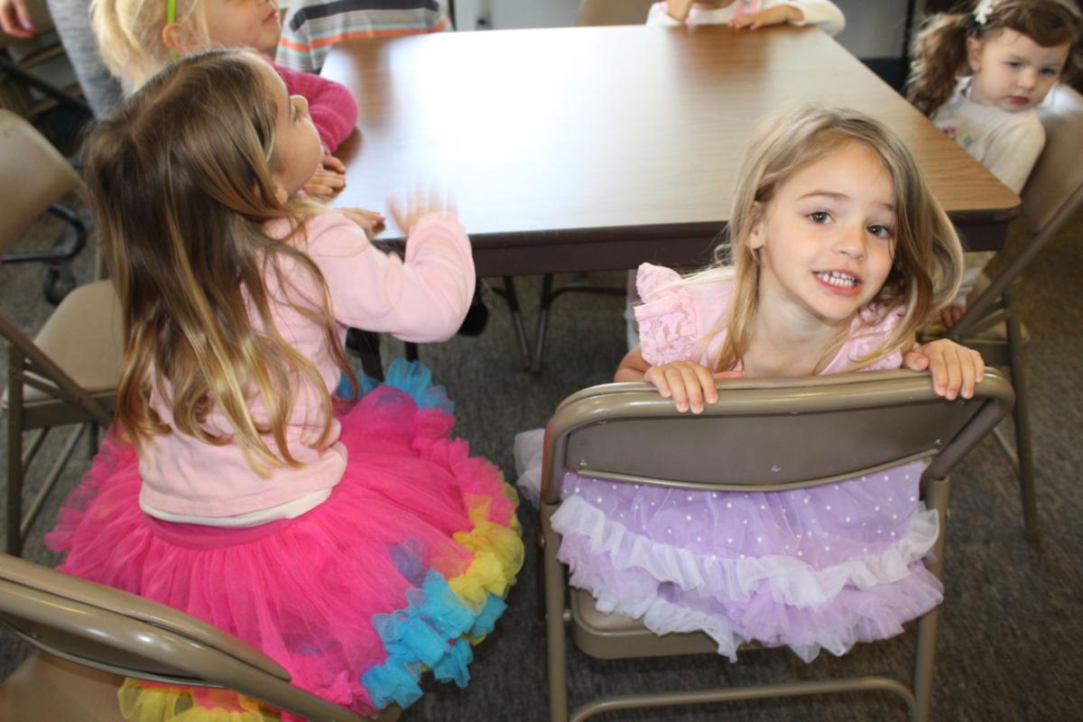 Preschoolers share love-filled celebration with senior