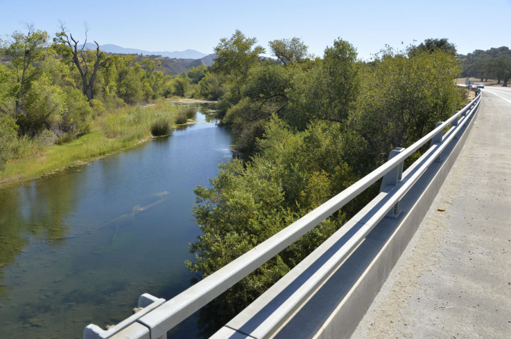 Cachuma water released to santa ynez river local news cachuma water released to santa ynez river freerunsca Gallery