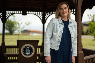 Helping in times of need: 2020 Air Force Spouse of the Year