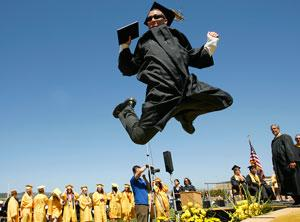 Cabrillo High School Graduating Seniors 2008