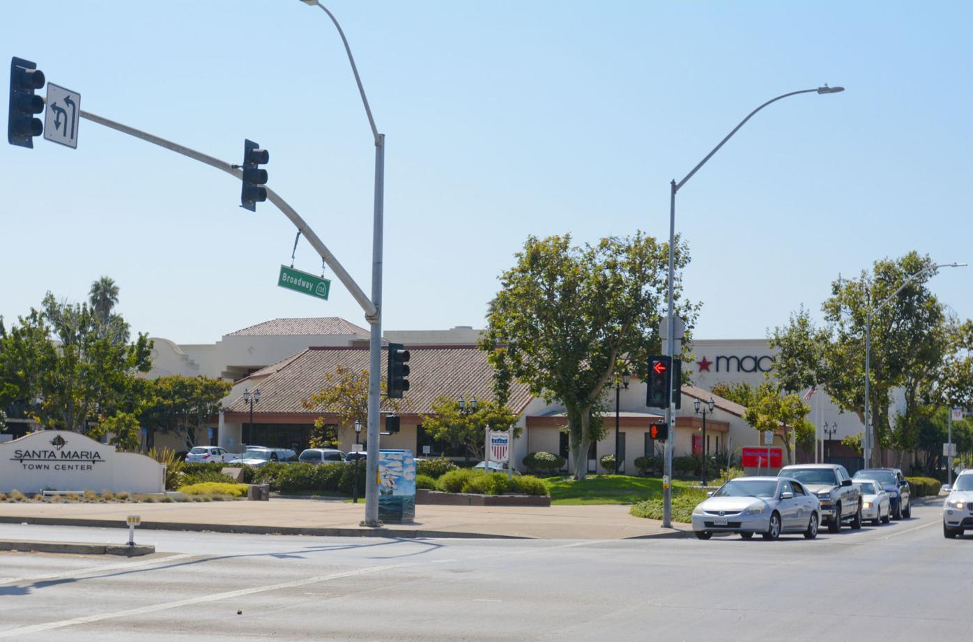 Main Street and Broadway Town Center Mall