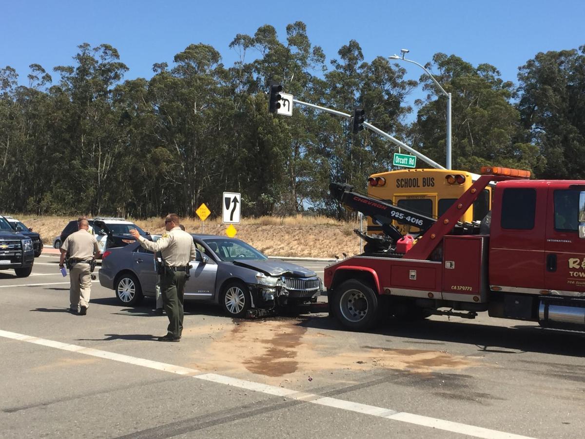 Orcutt Car Crash