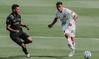 Lompoc's Julian Araujo continues push for farmworkers' rights while also playing at high level