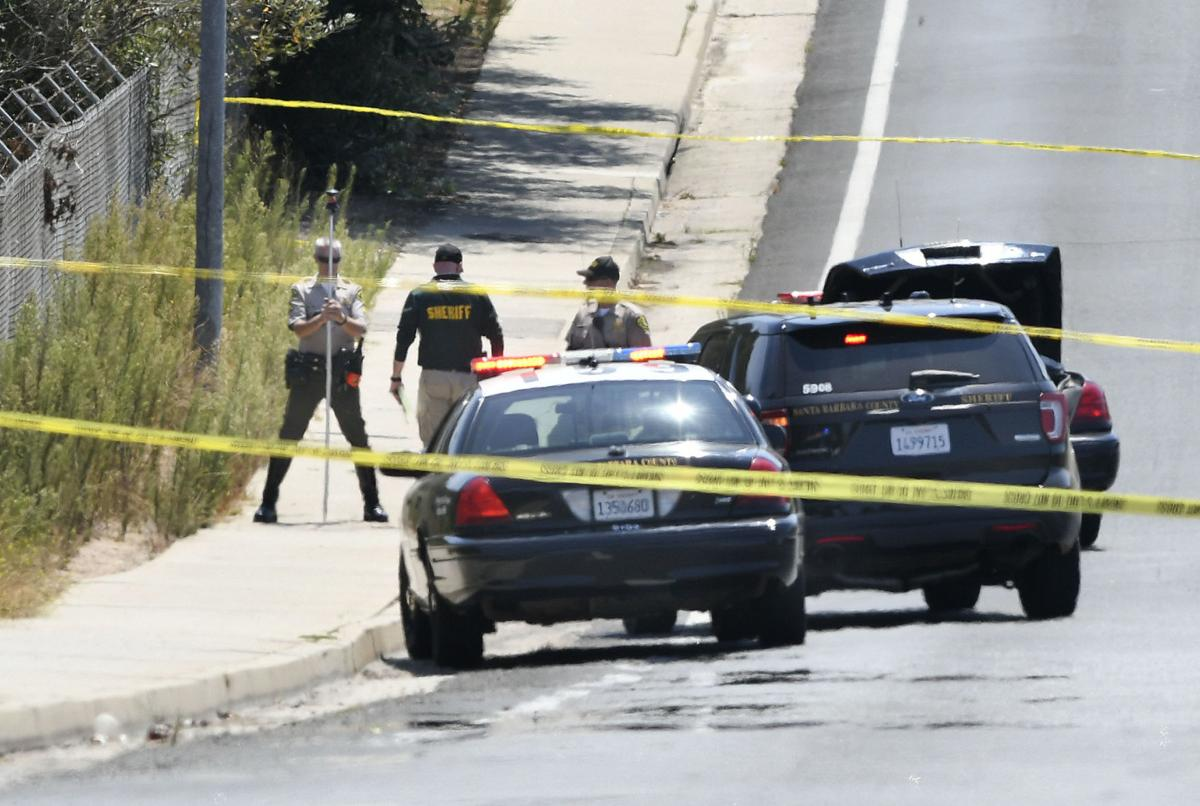 Orcutt officer involved shooting