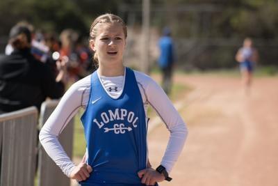 Mallory Branum Lompoc Cross Country