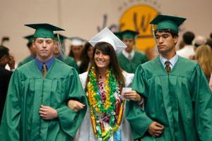 St. Joe's High School Graduating Seniors 2008