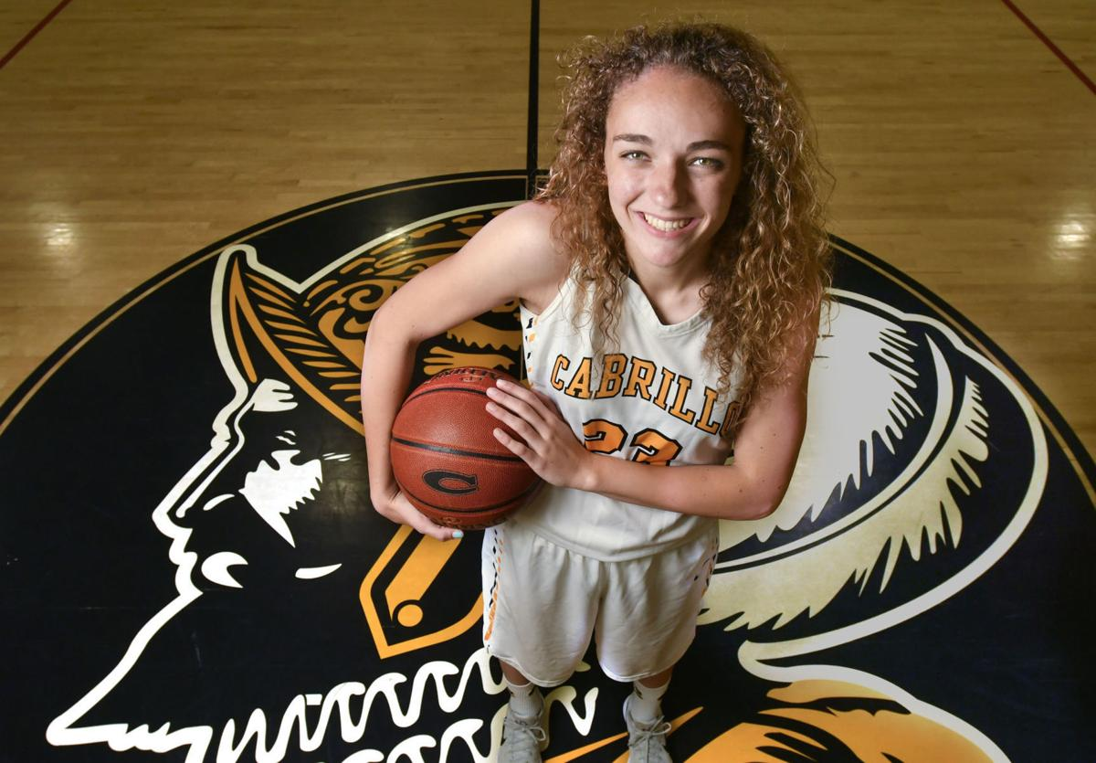All-Area: Cabrillo's Jenkins overcomes challenges, goes back-to-back in winning MVP