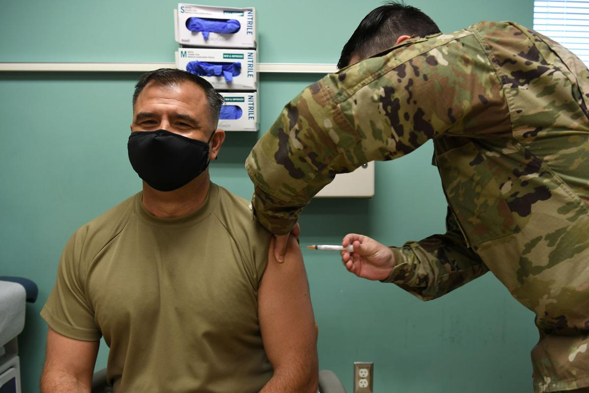 Flu shots available at the 30th MDG