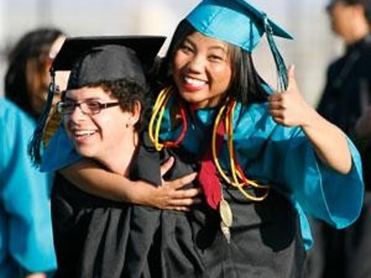Pioneer High School Graduating Seniors 2008 Education
