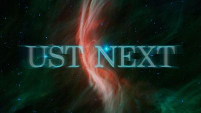 UST NEXT logo