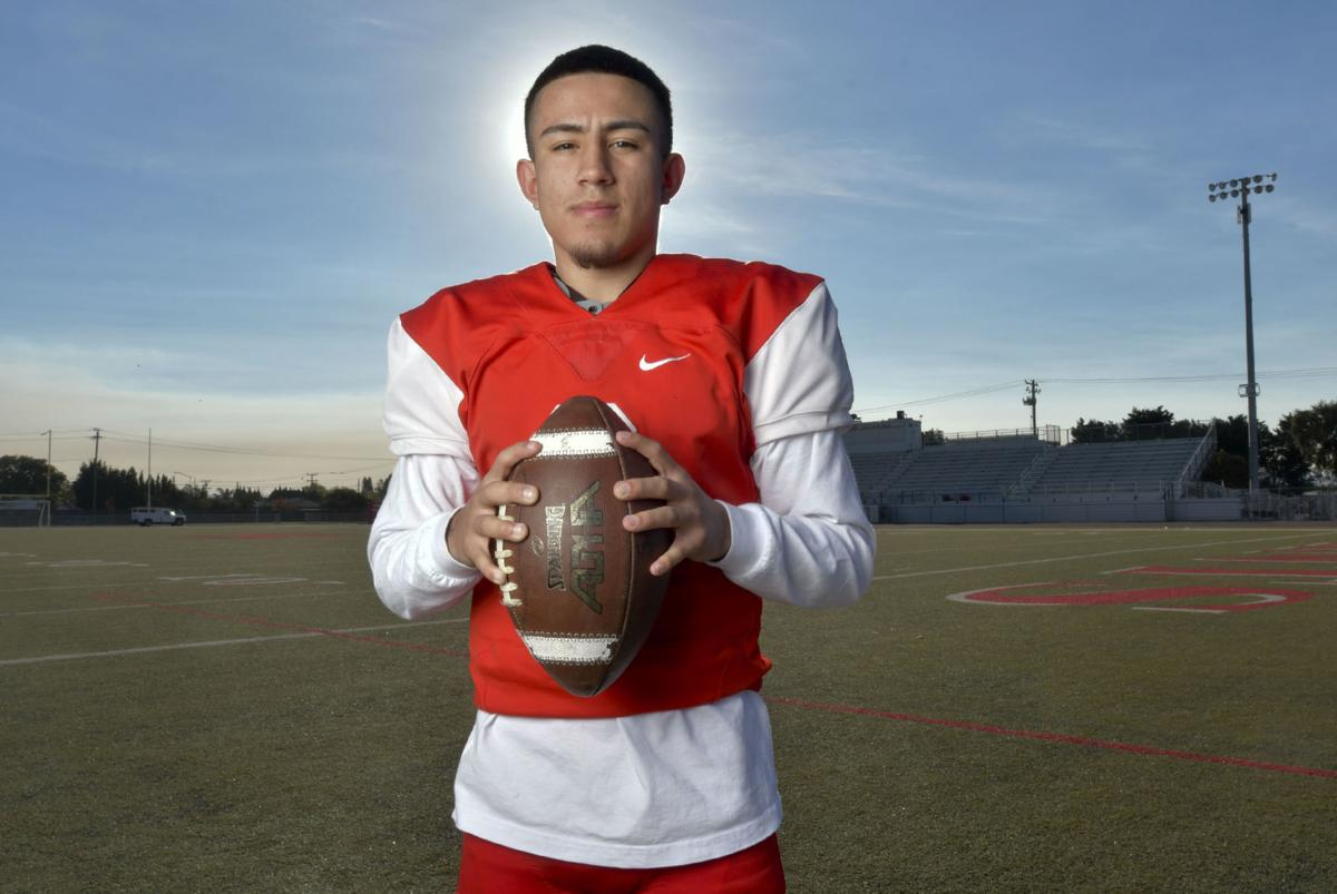 Santa Maria's Blake Truhitte, nominee for Player of the Decade