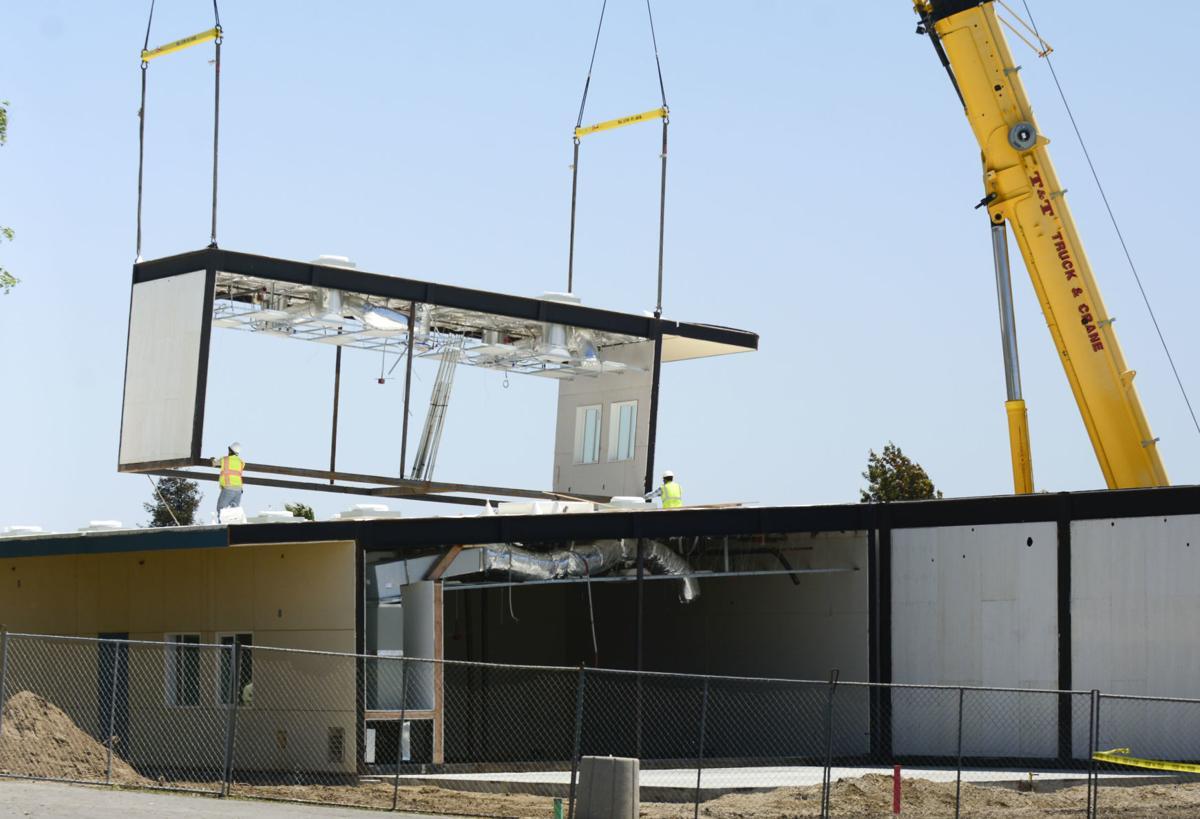 Measure I Funds Help Modernize Nipomo Elementary School San Luis