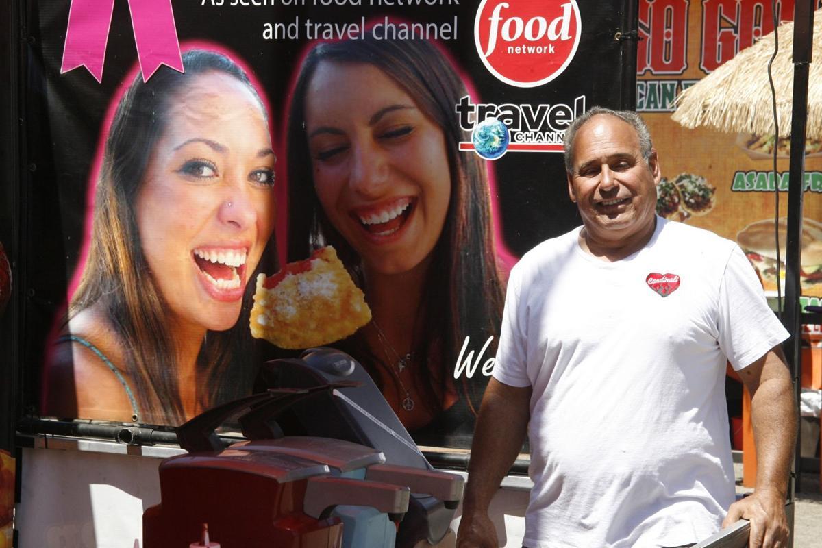 Imagenes De Silvia Olvera deep-fried watermelon: sounds strange, tastes good at the