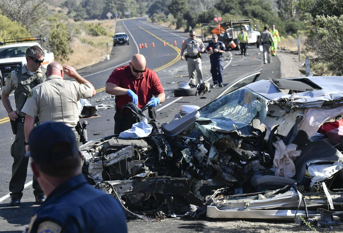 Fatal crash prompts four-hour closure of Hwy  1 near Lompoc | Local